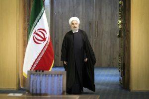 Irano prezidentas pirmąkart lankysis Irake