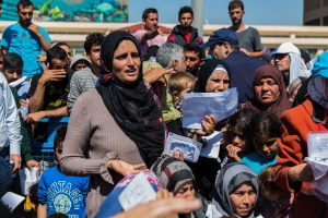 2017-aisiais sumažėjo į Europą atvykstančių nelegalių migrantų skaičius