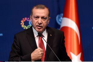 Turkijos prezidentas: B. Netanyahu rankos suteptos palestiniečių krauju