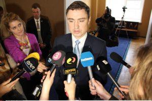 Naujoji Estijos koalicija įsipareigojo išsaugoti ryšius su ES ir NATO
