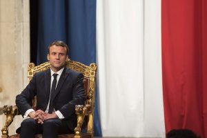 Vokietija perspėjo E. Macroną neskubėti reformuoti ES