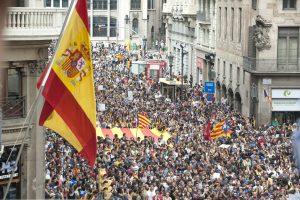 Seimo komitetas: jėgos panaudojimas Ispanijoje – nepateisinamas