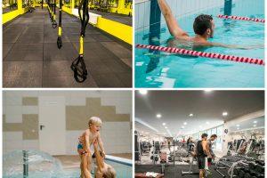 """""""Girstučio"""" transformacija: nuo baseino iki sporto ir pramogų centro"""