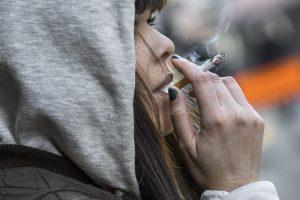 Danijoje auga rūkančiųjų skaičius