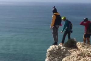 Portugalijoje – tragiška šuolininko parašiutu žūtis