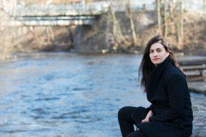 Rašytoja ir dramaturgė T. Kavtaradzė: drąsi bailė, atsargi avantiūristė