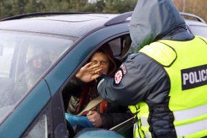 Reidas Klaipėdoje: įkliuvo trys girti vairuotojai
