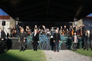 XXIII Pažaislio muzikos festivalis atsisveikino galingais roko operos akordais