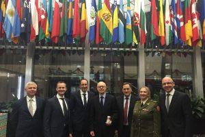 Būsimai JAV valdžiai – Lietuvos diplomatų žinia dėl gynybos