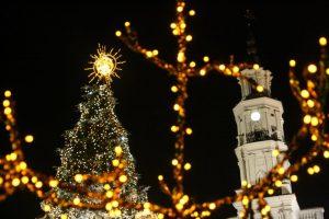 """Turizmo departamento palinkėjimas: """"taip"""" – Kalėdų dvasiai, """"ne"""" – eglučių karams"""