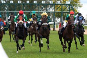 Raseinių hipodrome prasidėjo lygiųjų žirgų lenktynių sezonas