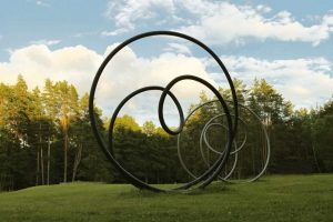 Europos parke – milžiniška S. Soferio skulptūra