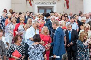 Rugsėjį į sostinės mokyklas ateis 600 pirmokų daugiau nei pernai