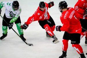"""""""Energijos"""" ledo ritulininkai atsirevanšavo """"Kaunas Hockey"""" ekipai"""