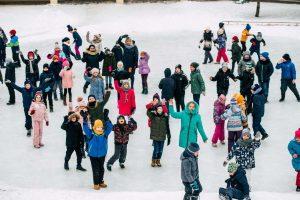 Sostinėje – net 20 atvirų čiuožyklų