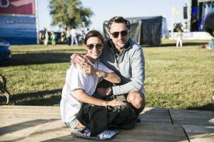 Neseniai susituokę Oksana ir Deividas Šemberai: Neringa – mūsų vasaros namai