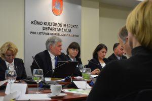 Lietuvos irklavimo federacijai dar ketverius metus vadovaus D. Pavilionis