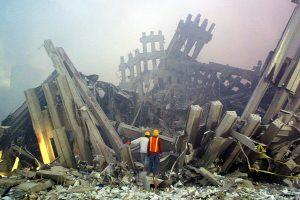 Paskutinės rugsėjo 11-osios atakų nuolaužos pasiekė memorialus