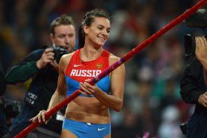 IAAF pratęsė draudimą dopingą vartojusiems Rusijos atletams dalyvauti olimpiadoje