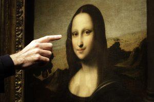 """Ekspertai: L. da Vinci galbūt piešė ir nuogą """"Moną Lisą"""""""