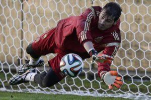 I. Casillasas: Ispanija - pasaulio čempionato favoritė
