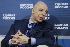 Rusija įteikė ieškinį dėl Ukrainos 3 mlrd. dolerių paskolos