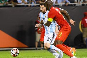 """Argentinos futbolo rinktinė – """"Copa America Centenario"""" turnyro JAV ketvirtfinalyje"""