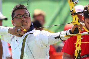 Olimpinėse žaidynėse pagerintas pirmasis pasaulio rekordas