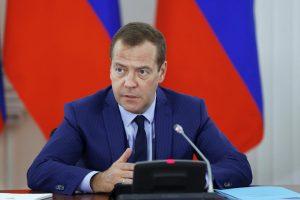 D. Medvedevas piktinasi sprendimu atmesti Rusijos parolimpinių sportininkų apeliaciją