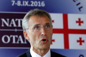 S. Stoltenbergas: Gruzija turi visus mechanizmus pasirengti narystei NATO aljanse