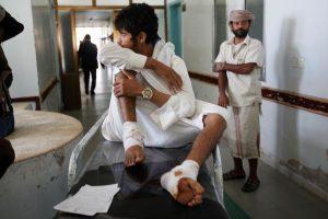 Saudo Arabijos vadovaujama koalicija prisipažino įvykdžiusi tragišką išpuolį Sanoje