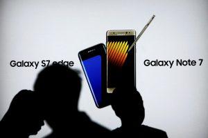 """Šimtai korėjiečių iš """"Samsung"""" reikalauja kompensacijų dėl """"Galaxy Note 7"""""""