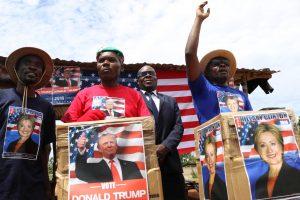 Kenijoje B. Obamos protėvių miestas surengė savus JAV prezidento rinkimus