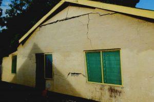 Saliamono Salose įvyko stiprus pakartotinis žemės drebėjimas
