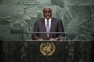 Čado užsienio reikalų ministras išrinktas naujuoju Afrikos Sąjungos vadovu