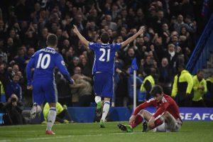 "Po dar vienos pergalės ""Chelsea"" iki titulo liko žingsnis"