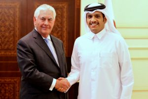 JAV ir Kataras pasirašė susitarimą kovoti su terorizmu