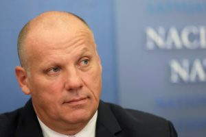 """Latvijos gynybos ministras: per """"Zapad"""" buvo imituojama Baltijos šalių blokada"""
