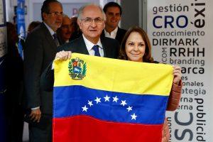 Į Madridą pabėgęs Karakaso meras žada kovoti su Venesuelos režimu