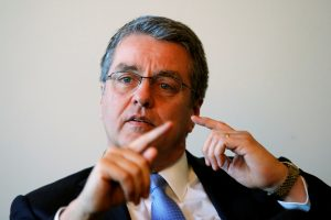 PPO vadovas: nebus pasaulio pabaigos, jei JK nesusitars su ES dėl laisvos prekybos