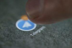 """Rusija pradeda blokuoti prieigą prie programėlės """"Telegram"""""""