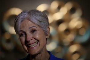 JAV  į prezidento postą kandidatavusi J. Stein sieka balsų perskaičiavimo