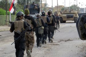 Irake per mirtininko išpuolį po futbolo rungtynių netoli Bagdado žuvo 32 žmonės