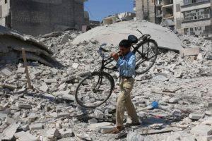 Susitarimų dėl Sirijos istorija neteikia vilties