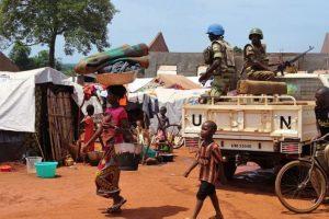 Per eismo įvykį centrinėje Afrikoje žuvo mažiausiai 77 žmonės