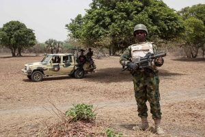 Nigerijoje ginkluoti užpuolikai pagrobė du amerikiečius ir du kanadiečius