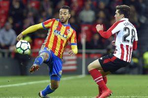 """""""Primera"""" lyga: """"Valencia"""" nepasinaudojo proga aplenkti """"Real"""""""