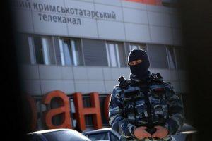 Rusijos policija užsimojo prieš Krymo totorių žurnalistus