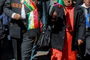 Bolivijoje pavogtas prezidento ordinas, kol jo saugotojas lankėsi viešnamyje