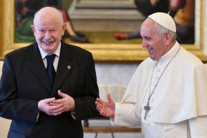 Maltos ordino laikinasis vadovas paskirtas didžiuoju magistru iki gyvos galvos